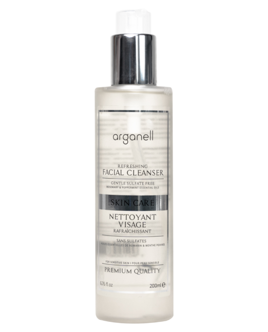 FACIAL CLEANSER SULFATE FREE