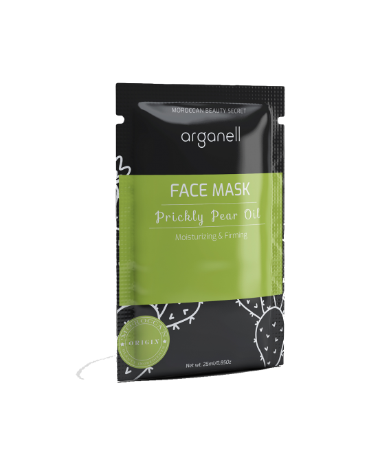 ANTI-WRINKLE FIRMING MASK WITH PRICKLY PEAR OIL